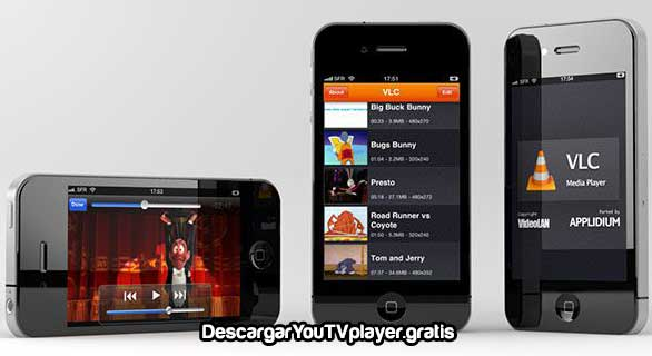 descargar you tv player para iphone