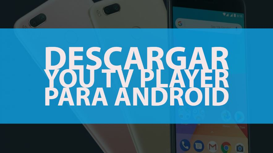 you tv player para android